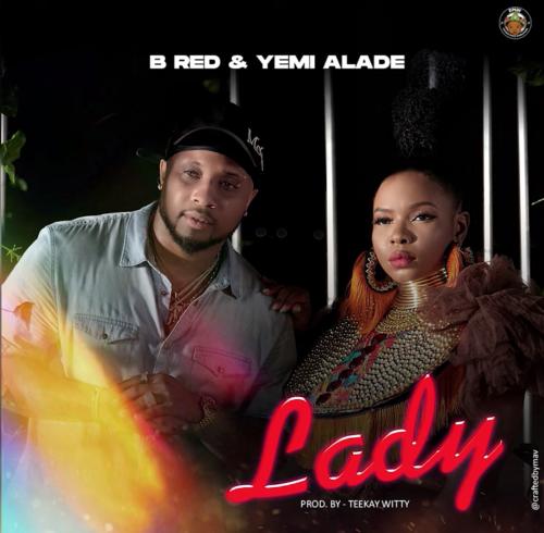 B Red Yemi Alade - Lady