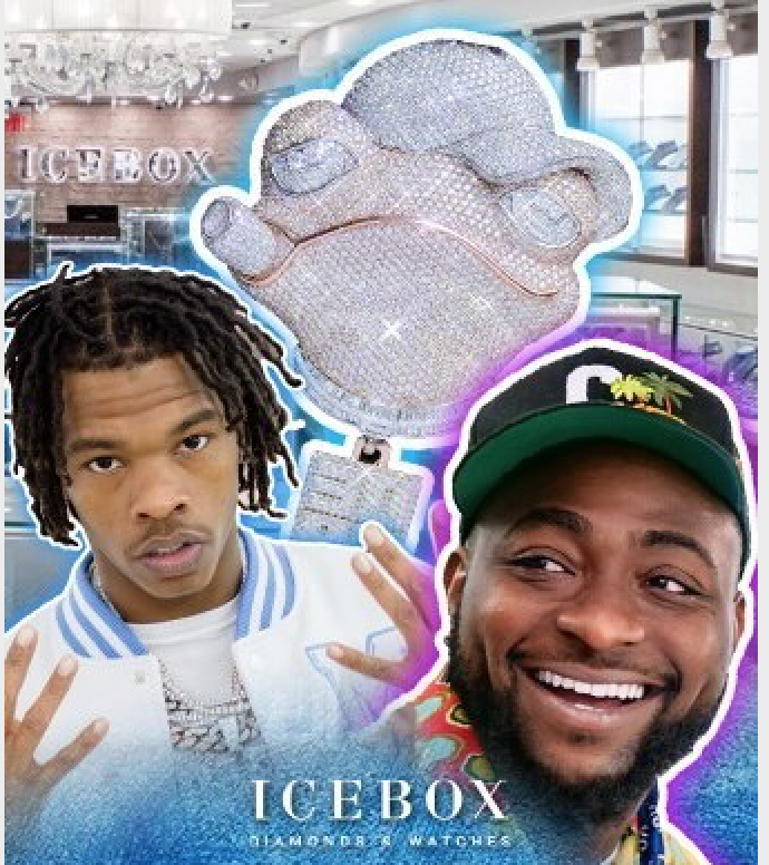 Icebox Under Fire For Changing Davido's Music Genre #Arewapublisize