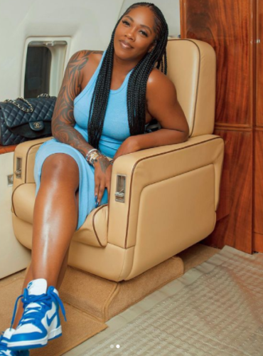 Tiwa Savage Shocks Fans By Tagging Seyi Shay To A Post On Instagram #Arewapublisize