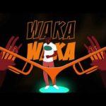 """(Lyric video) Zoro – """"Waka Waka LYRICS"""""""