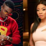 Wizkid Replies Toke Makinwa After She Called Him An Errand Boy