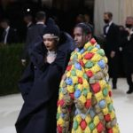 Rihanna And A$AP Rocky Make Red Carpet Debut As A Couple At 2021 Met Gala