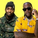 Burna Boy's Joint With Santan Dave 'Location' Now Certified 3x Platinum In U.K