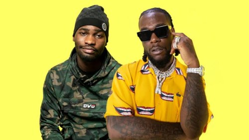 Burna Boy's Joint With Santan Dave 'Location' Now Certified 3x Platinum In U.K #Arewapublisize
