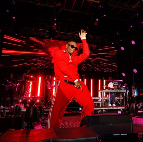 Wizkid Breaks Audiomack's Africa Record, Becomes First Artiste With Over 300 Million Streams For An Album #Arewapublisize