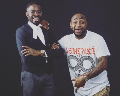Davido's Lawyer, Prince Receives Heavy Backlash For Bringing Angel To Davido's House #Arewapublisize