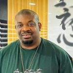Don Jazzy Jumps On 'Alcohol' Challenge, Uses Groundnuts Instead