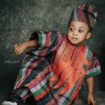 Davido and Chioma Celebrates Their Son, Ifeanyi on His 2nd Birthday