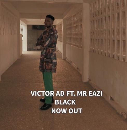 Victor AD Black Mr Eazi