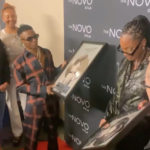 Wizkid and Tems Receives Platinum Awards For Their Joint Record, 'Essence' In US