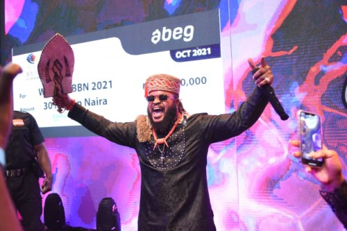 BBNaija: White Money Reveals Who He'll Be Taking On His Vacation For 2 #Arewapublisize