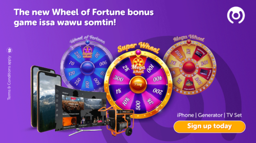 It's Wow Time! Get Exciting Wins, Bonuses and more when you play wow!lotto. #Arewapublisize
