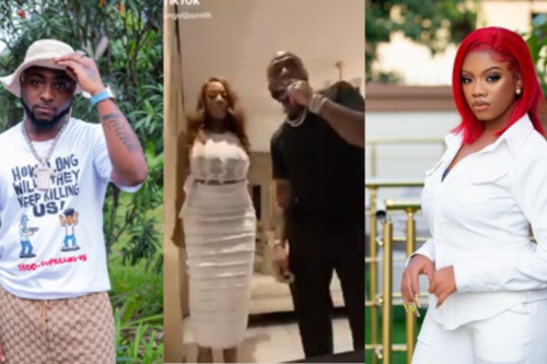 """""""I Haven't Even Started Yet"""" – Angel Reacts Following Backlash For Linking Up With Davido #Arewapublisize"""