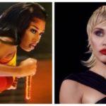 Megan Thee Stallion Ecstatic As Miley Cyrus Crashes Festival Performance