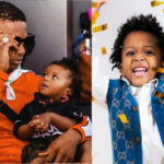 """""""I Am Wizkid"""" – Zion Says As He Performs For His Mom, Jada P 